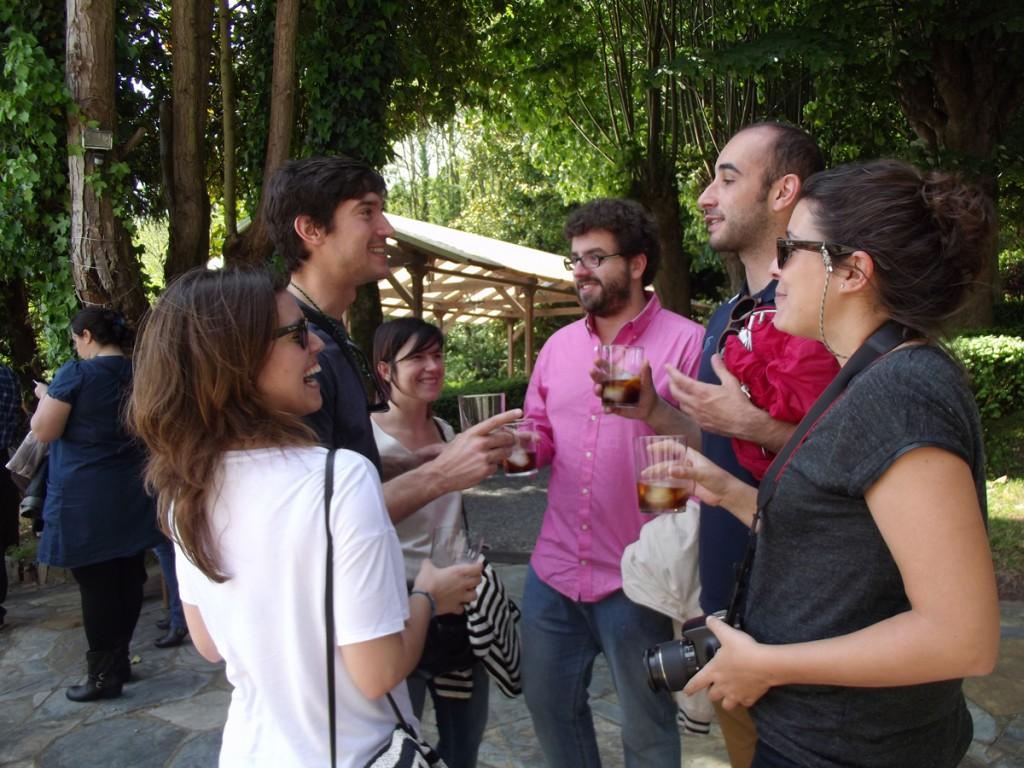 V Empacho Misterioso - Cata del Vermouth Martínez Lacuesta