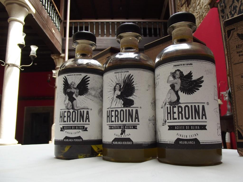 V Empacho Misterioso - Variedades de Aceite Heroína